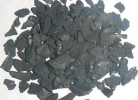 厂家直销-10-20目工业用水深度过滤优质净水颗粒果壳活性炭滤料