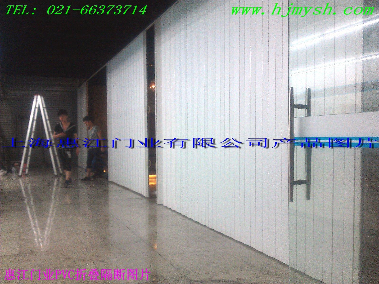 PVC折叠隔断图片18
