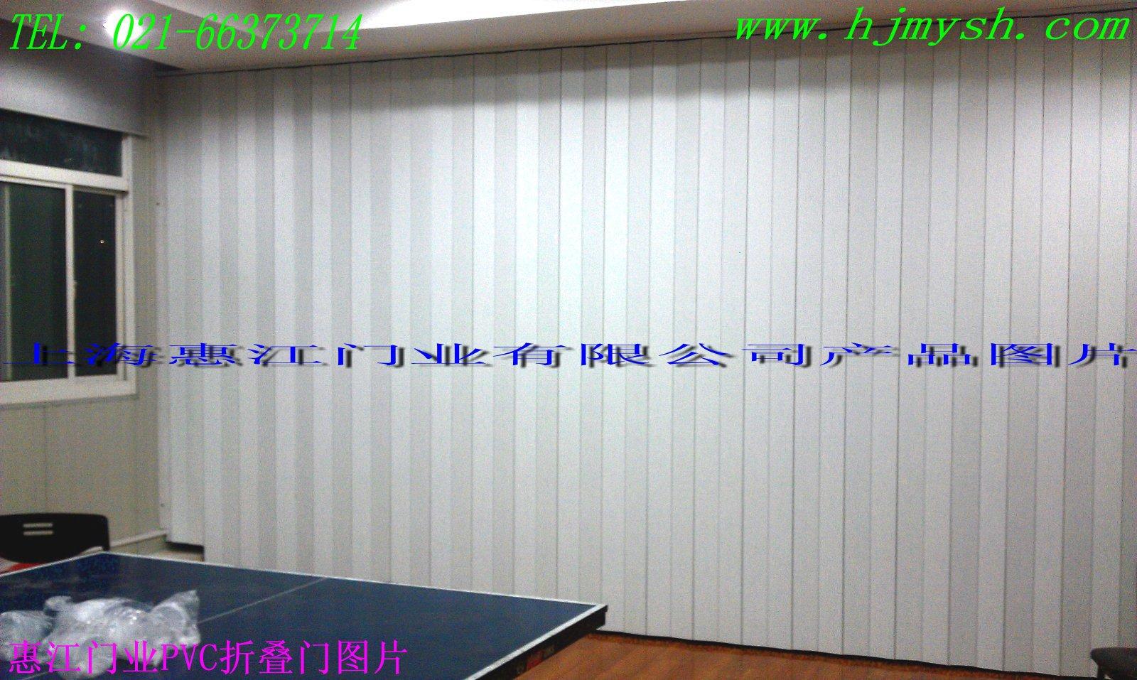 PVC折叠隔断图片11