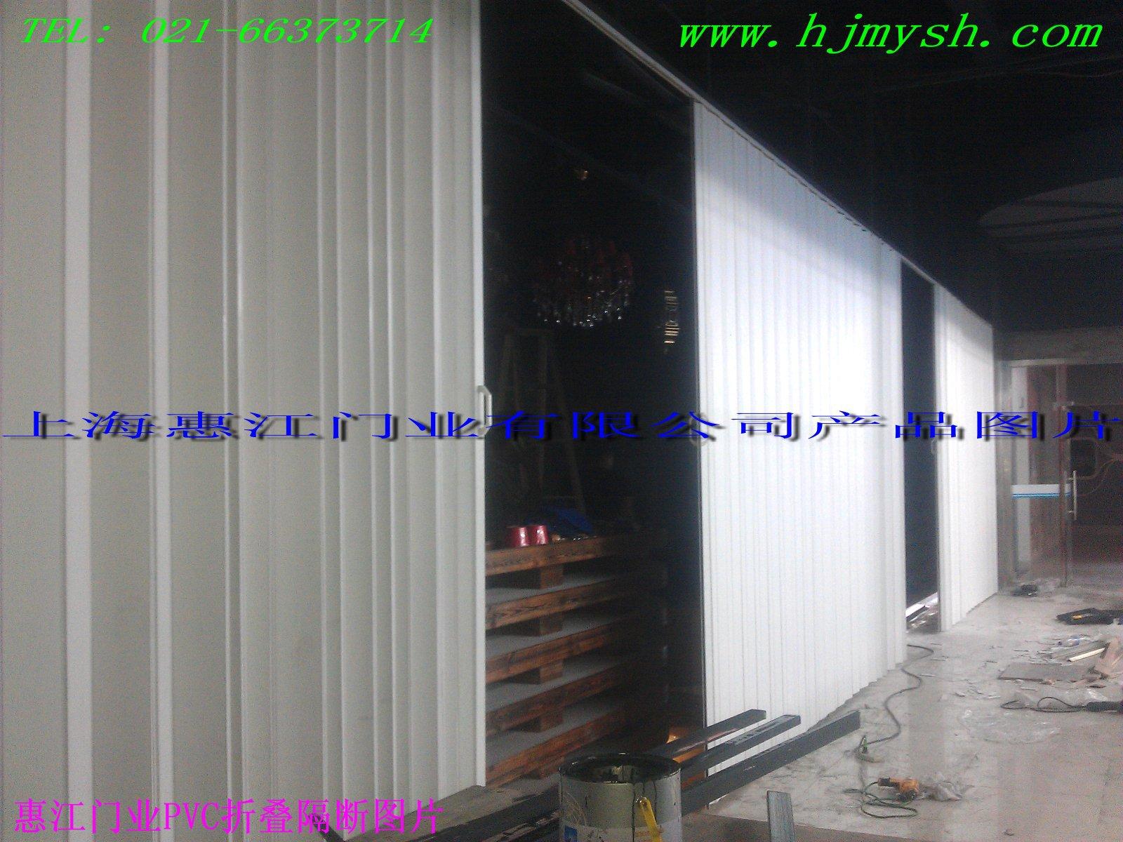 PVC折叠隔断图片16