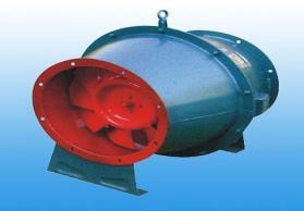 厂家供应SJG/FSJG玻璃钢低噪音斜流通风机