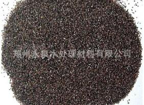 【长期生产】各种规格 金刚砂滤料  金刚砂用途