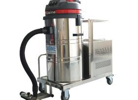 环氧车间地面充电式吸尘器YZ-1580P推吸依晨