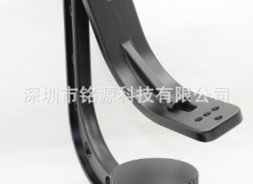 CNC加工定制 悬臂云台行车记录仪专用配件外加工 车载云台