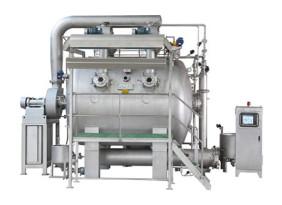 精明机械YHT高温气流染色机 定型机 锅炉