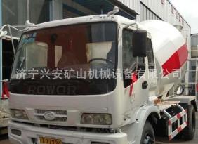 混凝土搅拌运输车 水泥搅拌车 混凝土运输车
