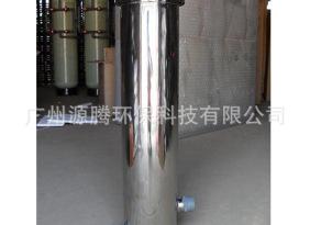 广州水处理配件304不锈钢保安过滤器 去泥沙精密过滤器30寸5芯