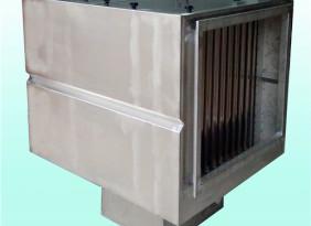 广州不锈钢水喷淋净化器供应/绿森厂家/净化效果好/湿式除尘器