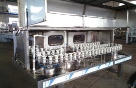 洗瓶机 洗瓶机设备 六轮单列链轨式洗瓶机 大型洗瓶机 白酒洗瓶机