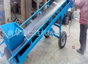 RD-XY粮食提升机 装车皮带机 优质饲料螺旋输送机 输送设备
