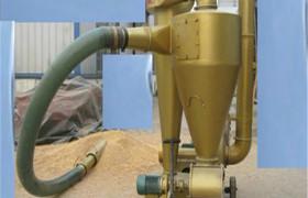 风力玉米小麦入仓用吸粮机 高扬程自吸式软管吸送机 02