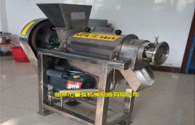 果蔬压榨机 供应大型不锈钢果蔬榨汁机 水果蔬菜螺旋压榨机报价