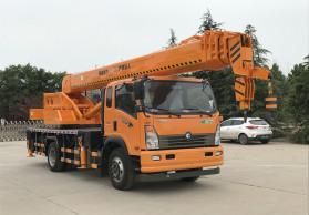 重汽12吨吊车12吨起重机