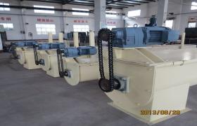 输送设备:螺旋输送机