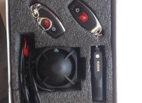 汽车一键启动防盗器智能感应遥控启动无钥匙进入 单向防盗器