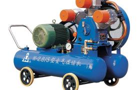 專業供應 礦山及工程用活塞式柴油系列空氣壓縮機