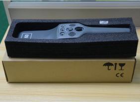 厂家直销V160工厂活动娱乐场所安检用手持式高灵敏度金属探测器