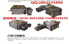 徐州优质凸轮分割器新瑞华生产销售一条龙