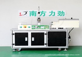 供应  超声波塑焊机 护栏管两头封焊机 护栏管焊接设备 厂家直销