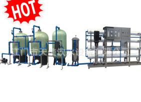 厂家直销纯净水机组 矿泉水机组水生产线 生活饮用水处理设备