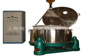 供应SD型三足式吊袋卸料离心机