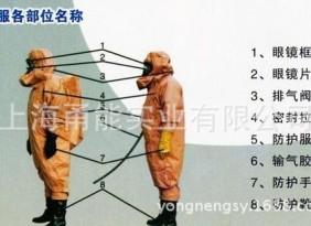 重型防护服,防毒服,防毒衣,劳保用品