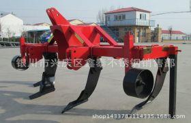 厂家直销大型 拖拉机牵引式深松高品质深松机 牵引式开荒深松机