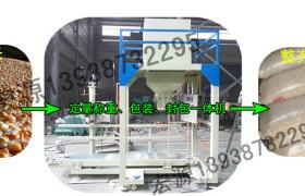 玉米/大米/分裝機10-50公斤定量包裝