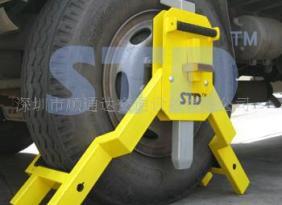 泥头车专用汽车锁、锁车器
