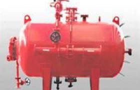 浙江嘉兴蛋白储罐压力式空气泡沫比例混合