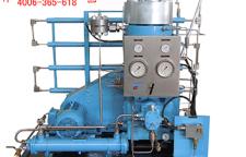化工厂污染、腐蚀、有毒等气体增压用隔膜压缩机