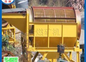 圆筒筛SGT-1015 钨矿筛分设备 洗矿脱泥设备 滚筒洗砂机 筛砂机