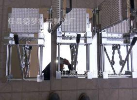新型串面筋机 穿串肉丸肉块穿串机气动穿羊肉串机 穿各种串机器