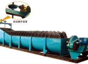 螺旋分级机 重力选矿设备 螺旋塑料分选机 螺旋溜槽