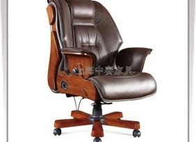 厂家生产 ZS-4108 办公家具大班椅 可升降 倾仰