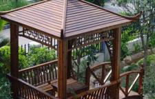 【优质防腐木建材】防腐木的特性优点