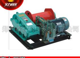 建筑起重设备_JM慢速卷扬机/绞车 电控JM3t/5t卷扬机价格 厂家