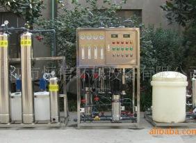厂家供应浙江离子交换设备 水晶饰品冲洗用水处理设备