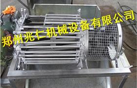 供应全自动核桃剥壳机 高产核桃剥壳机 核桃剥壳设备
