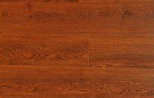 凯振邦华北欧风白色木地板装修