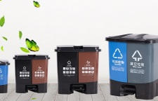 塑料垃圾桶的特点和优势