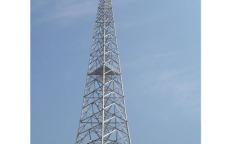 无线通信塔价格_移动通讯塔现货【众达】