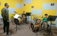 石家庄乐器培训学校讲解学好架子鼓硬件设备的重要性