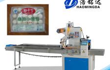 河北馒头包装机|河北馍馍包装机|600枕式包装机