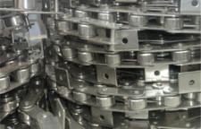 维修方便不锈钢网带输送线图片
