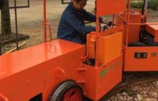 时代矿机有色金属矿山防爆铅酸电机车价格
