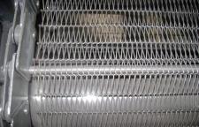 北京人字形不锈钢网带定制,家批发价格低?