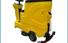 中山封闭式扫地车,超大容量清扫车品牌