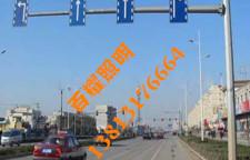 道路监控立杆规格定制,监控杆专业生产厂家