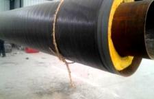直埋大口径钢套钢保温管
